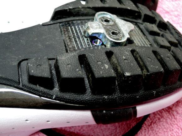 Rapha Explore Shoes 裏側