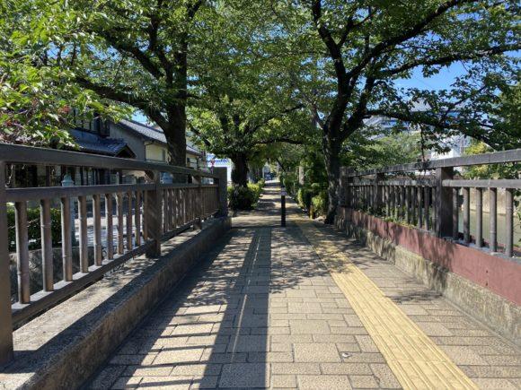 美登鯉橋 みどり橋 大垣 聲の形