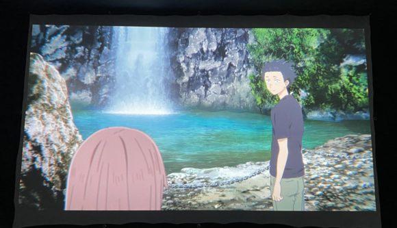 聲の形 養老の滝