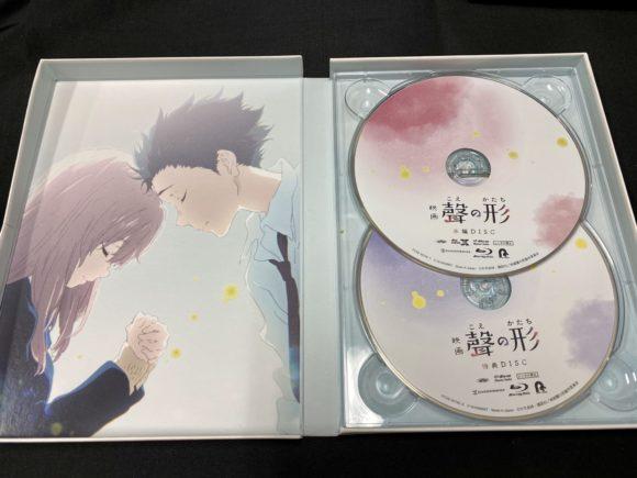 聲の形 Blu-ray 初回限定版