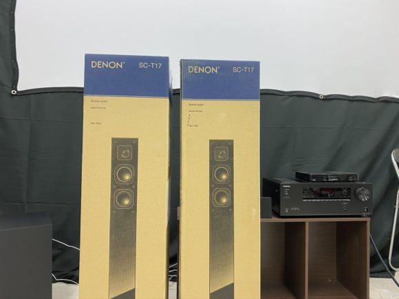 DENON SC-T17