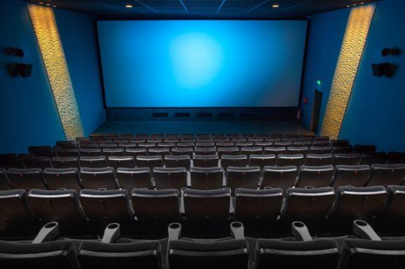 映画館のイメージ写真